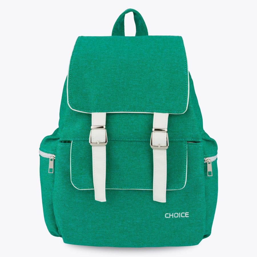 f294d8d51bce Городской рюкзак CHOICE Malta LAGUNA мятный (мужской рюкзак, женский рюкзак,  рюкзаки, рюкзачок