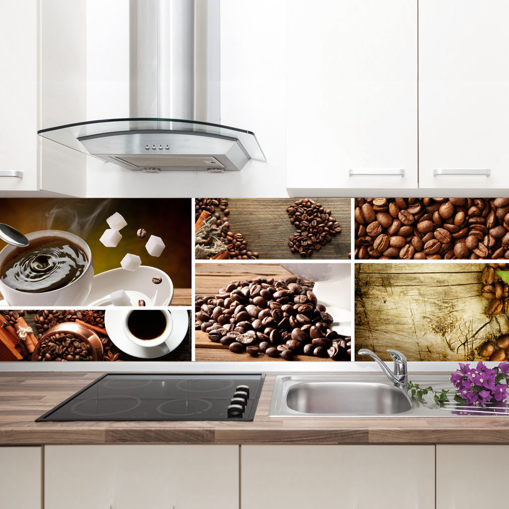 Фартуки на кухню фото кофе только шипулин