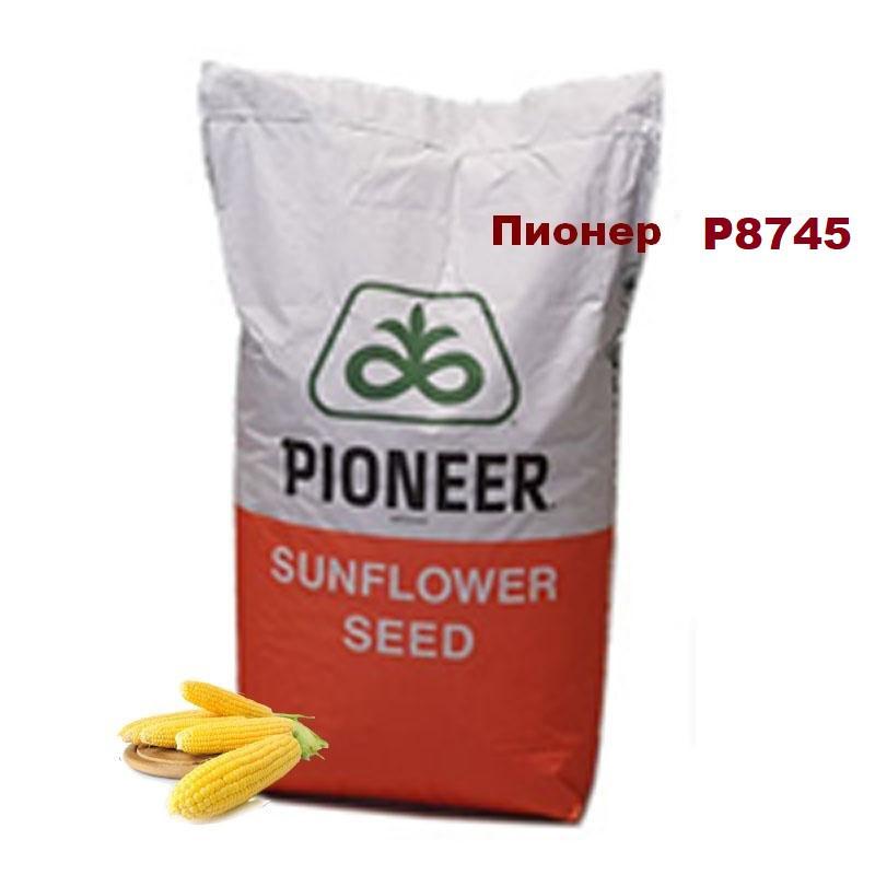 Насіння кукурудзи Піонер Р8745 /ФАО 280/ Семена кукурузы Пионер Р8745 /США/
