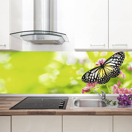 """Фартук на кухню / Скинали """"Бабочка"""", фото 2"""