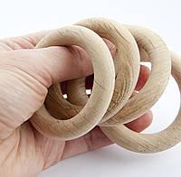 Дубовые кольца-грызунки, диаметр 6 см, толщина 10 мм, поштучно