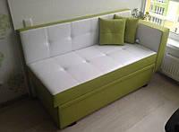 """Кухонный раскладной диванчик со спальным местом в маленькую кухню """"Ника"""""""