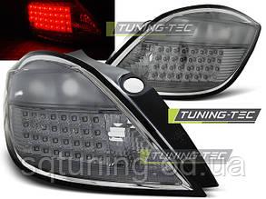 Задние фонари OPEL ASTRA H 03.04-09 5D SMOKE LED