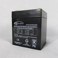 Аккумуляторная батарея 12В, 4,5 А/Ч Gemix, фото 1