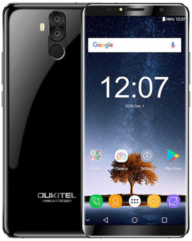 OUKITEL K6 6/64 Gb Black