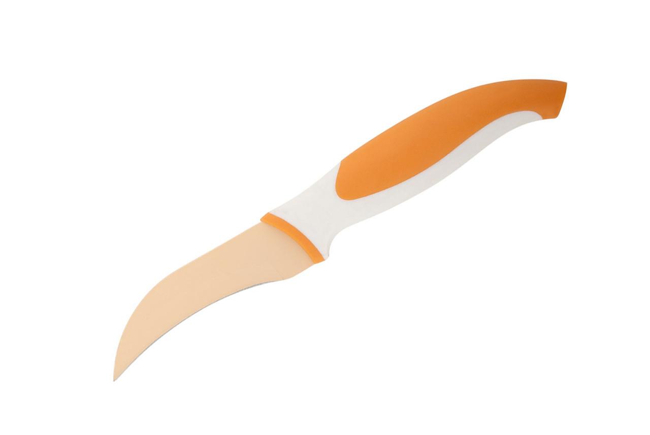 Нож для овощей изогнутый Granchio 88653 (8.9см)