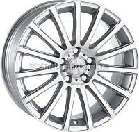 Литые диски AUTEC Fanatic 6.5x15/4x108 D65.1 ET25 (Brilliant Silver Polished)