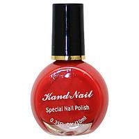 Краска акриловая для стемпинга Kand Nail, 10мл, красная
