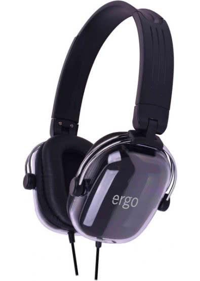 Навушники ERGO VD-300 Black