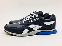 Мужские кроссовки Reebok сине-белые