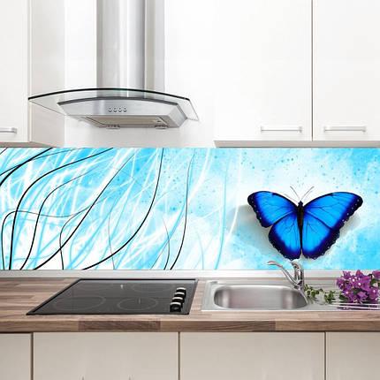 """Фартук на кухню / Скинали """"Крылья бабочки"""", фото 2"""