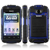 Discovery V5+водонепроницаемый смартфон Android 4.2.2 3.5-дюймовый емкостный экран MTK6572 1.2GHz 256M RAM 2G