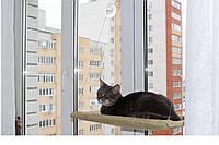 """Лежанка подвесная для кошек """"ТЕПЛОЕ МЕСТЕЧКО"""""""