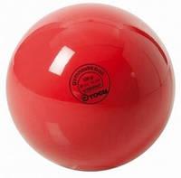 Мяч для художественной гимнастики TOGU 300 грамм Германия FIG Красный