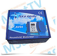 RF модулятор Sky Prime SP-AV04