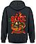 Толстовка с молнией AC/DC - Jingle Hells Bells, фото 2