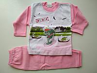 Яркая пижама для девочки Pirate , фото 1