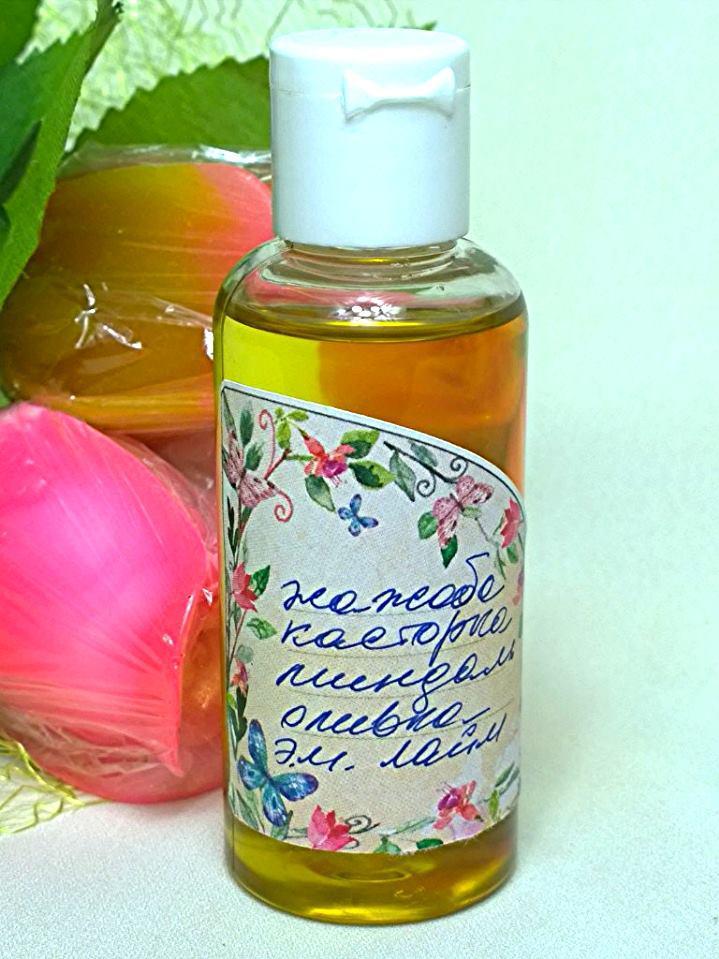 Гидрофильное масло для сухой кожи.