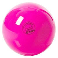 Мяч для художественной гимнастики TOGU 300 грамм Германия FIG Розовый