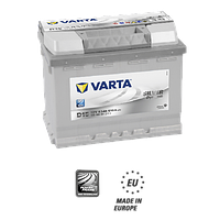 Автомобильный аккумулятор VARTA Silver Dynamic 6cт-63 А/ч R+ D15