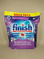 Finish - Таблетки для посудомоечных машин Quantum 60 шт