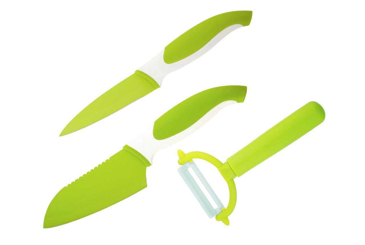 Набор ножей Granchio 88683 (3 предмета)