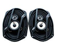 Автомобильная акустика Kicx STC 693 3-х полосная, 100 Вт