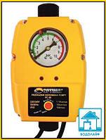 Автоматическое реле управления насосом OPTIMA PC59 (с регулировкой диапазона давления)