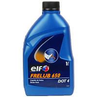 Тормозная жидкость Elf Frelub 650 DOT 4 1л