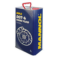 Тормозная жидкость Mannol Brake Fluid DOT-4 1л