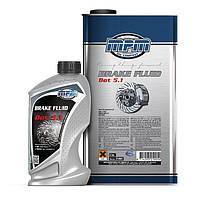 Тормозная жидкость MPM Brake Fluid DOT 5.1 5л