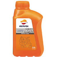 Тормозная жидкость Repsol Moto Dot 5.1 Brake Fluid 0.5л