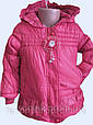 Куртка осенняя для девочки недорого, фото 2