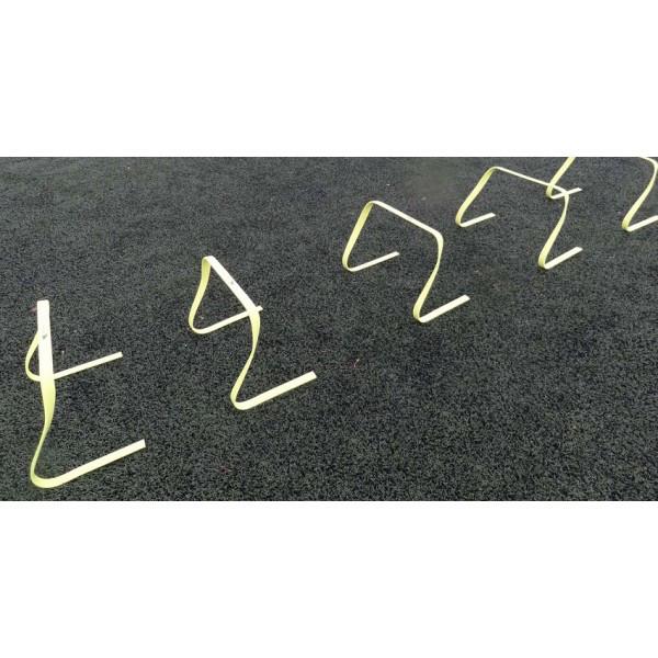 Барьеры гибкие 15 см, набор 5шт., (100174/2)