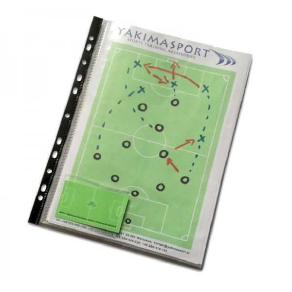 Блокнот для тренера Yakimasport (100240)