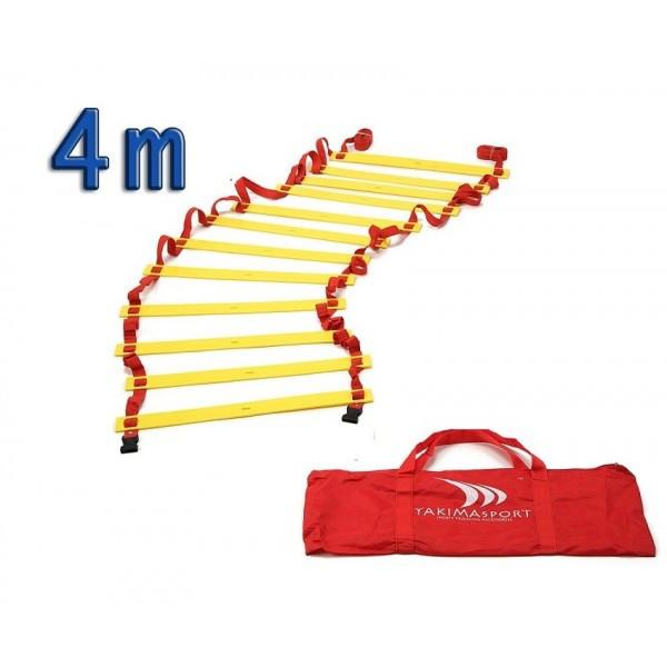 Лестница тренировочная 4м Pro Yakimasport (100003)