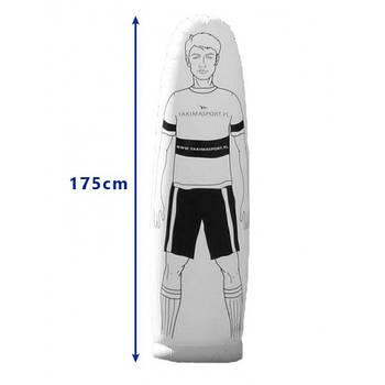 Манекен футбольный надувной Junior Yakimasport (100163)