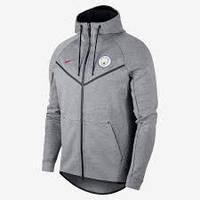 Толстовка Nike MCFC M NSW TCH FLC WR AUT AA1930-095