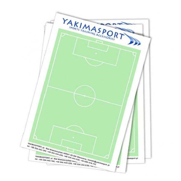 Планшет - блокнот тактический для тренера А4 Yakimasport (100194)