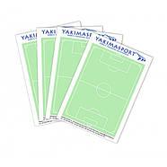 Планшет - блокнот тактический для тренера А4 Yakimasport (100194), фото 2