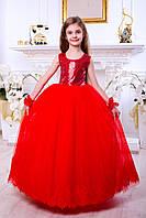 Платье детское выпускное нарядное 1018, фото 1