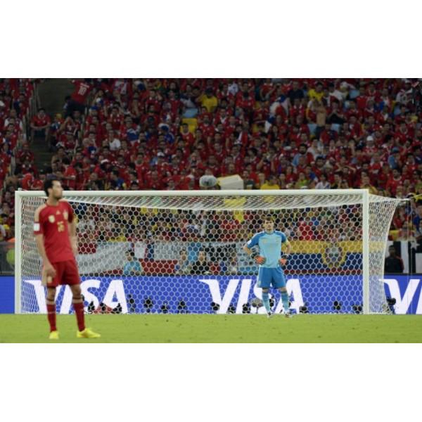 Сетка для футбольных ворот 7,33 x 2,44 м Yakimasport (100113)