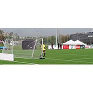 Сетка для футбольных ворот белая 5 X 2м, 2мм Yakimasport (100105), фото 3