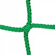 Сетка для футзальных ворот (гандбольная) белая 3Х2 м, 4мм Yakimasport (100150), фото 2