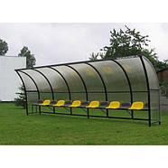 Скамейка для запасных игроков Yakimasport (100081), фото 2
