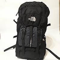 Туристический рюкзак The North Face 60 л черный походный