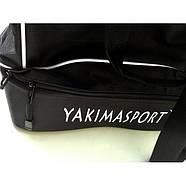 Сумка спортивная с двойным дном Junior Yakimasport (100226), фото 2