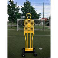 Тележка для футбольного манекена Yakimasport (100223), фото 5