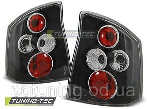 Задние фонари OPEL VECTRA C 04.02-08 BLACK