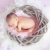 Як зшити дитячу постіль із зимовим принтом